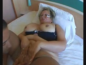French Older Plump Instructor