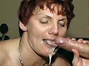 Older Facual cumshots Compilation 4