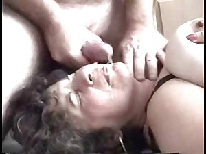 Homemade Sex and Facial