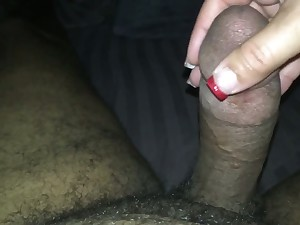 Tugjob and Bowls Massage with Jizz flow
