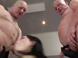 dirty boyish masculine fuck with 3 former masculine