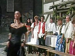 Carmen (1998) Stout VINTAGE Movie scene